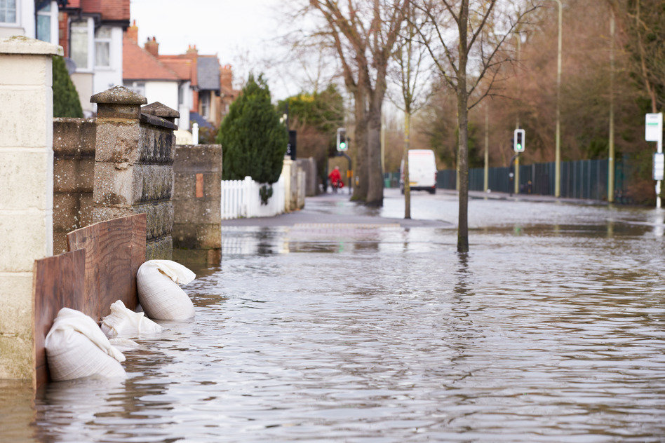 Flood damage? Maximise your chances of a successful claim.