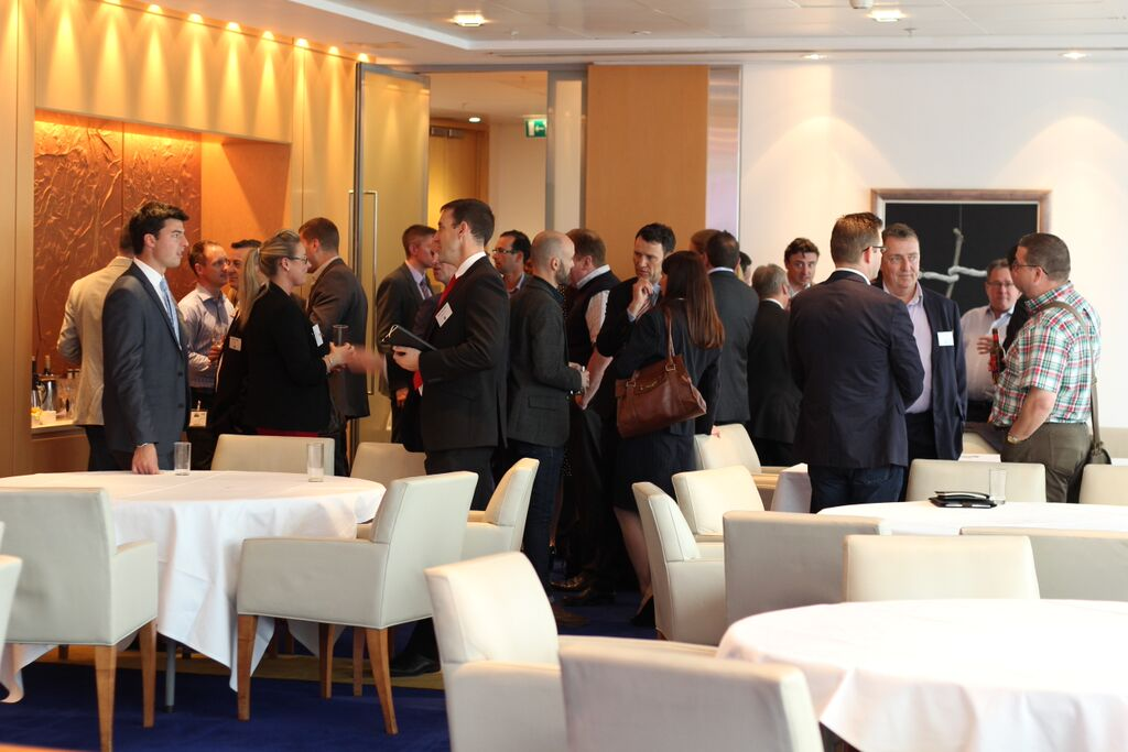 Construction People Are a Focus for RBS Event