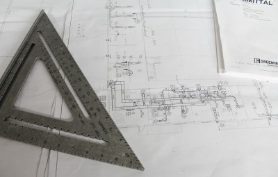 architects design drawings