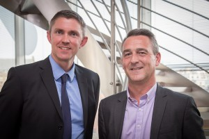 Rob Taylor & Henry Spence, rail safety expert