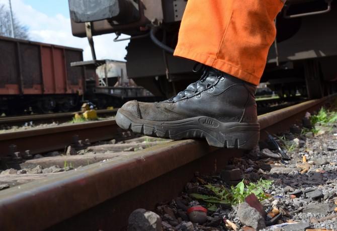 rail safety worker