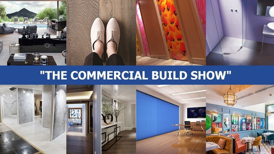 Property Aspects Magazine Backs Commercial Build Show