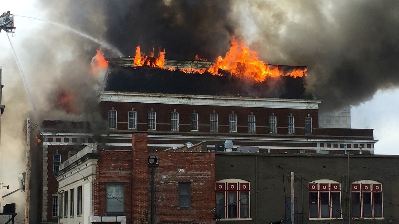 Managers: Are You Playing Fire with Buildings Insurance?